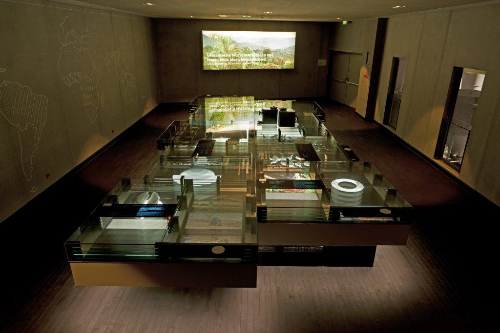 Das Kaffee Museum bietet interessante Informationen rund um unser aller Lieblingsgetränk.