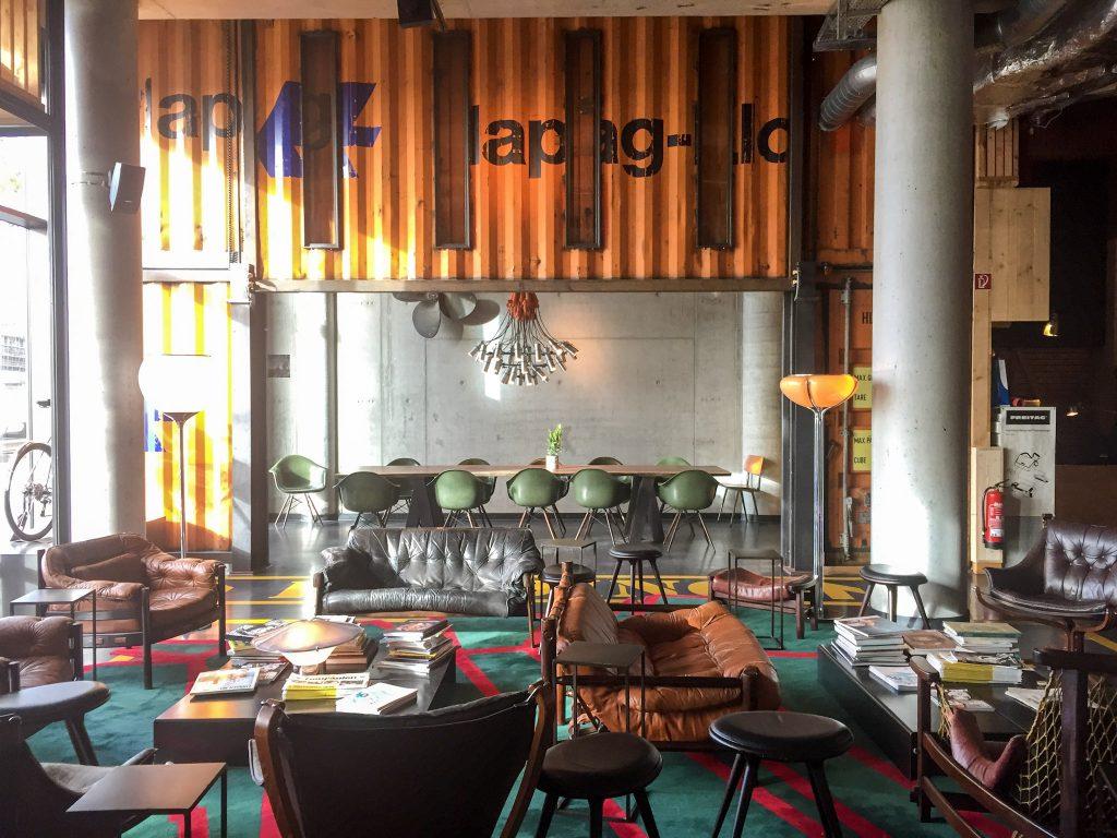 Design Hotel 25hours Hafencity Hamburg