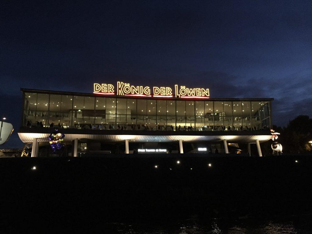 Hamburg Städtetrip Tipps Wochenende Musical König der Löwen