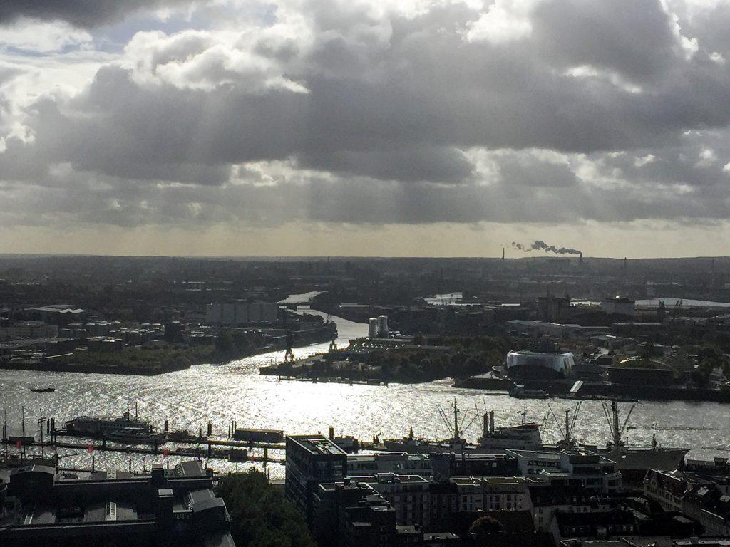 Hamburg Städtetrip Tipps Wochenende Michel Hafen