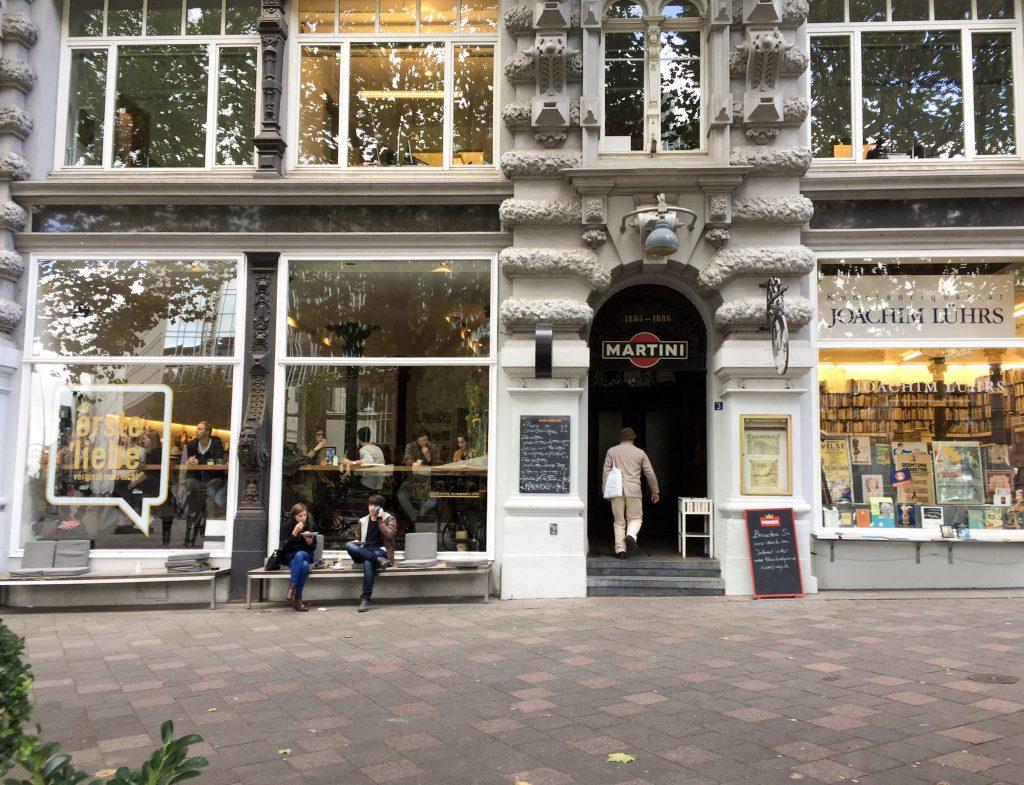 Hamburg Städtetrip Tipps Wochenende Erste Liebe Café