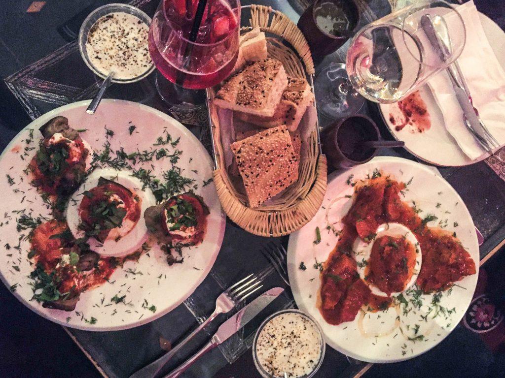 BamYam Narges Orientalische Restaurants München essen afghanisch