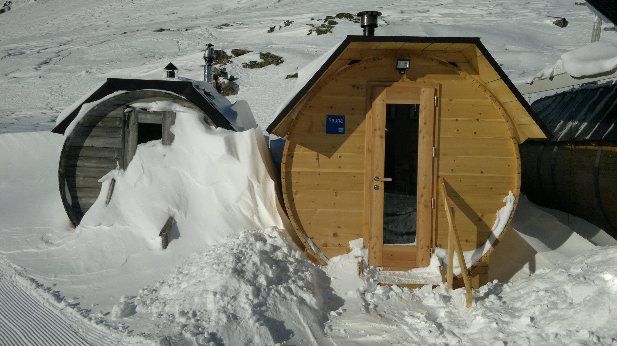 Iglu Übernachtung_Vernagt_Schnals_Schöne Aussicht_Südtirol