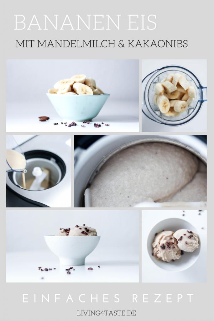 Eis machen mit Eismaschine Snowberry & Choc von Klarstein
